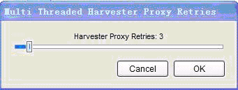 Adjust multi-threaded harvester proxy retries调整多线程收割机代理尝试